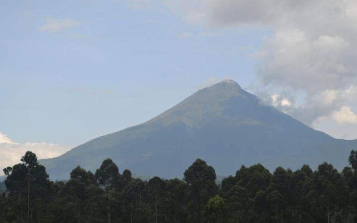 Mount-Gahinga