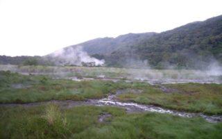 Rwagimba hot-springs