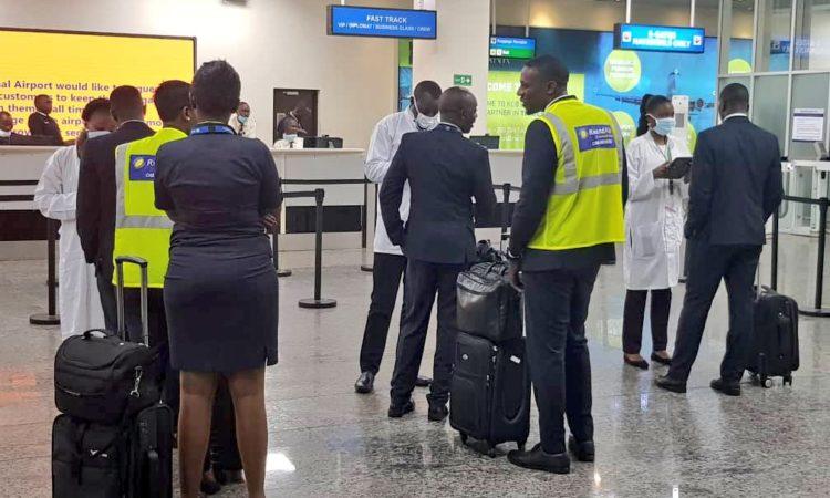 Rwanda Precautionary measures against the Corona Virus