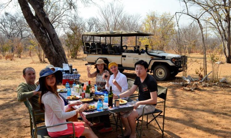 Hospitality in Tourism