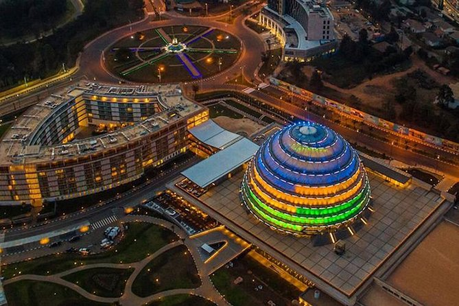 Tourist sites in Kigali City