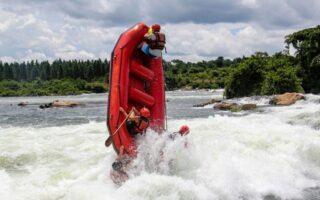 7 days Itanda falls, Source of the Nile, & Kidepo safari