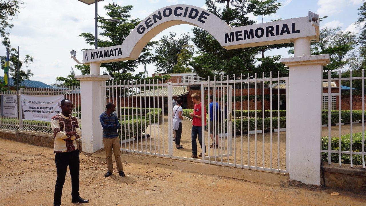 Nyamata genocide memorial sites