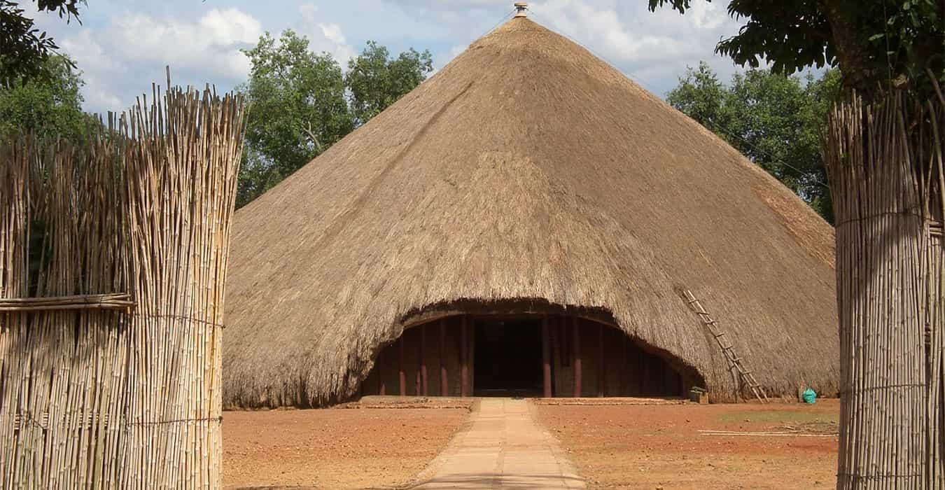 Kasubi Tomb